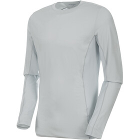 Mammut Sertig Longsleeve Shirt Men grey